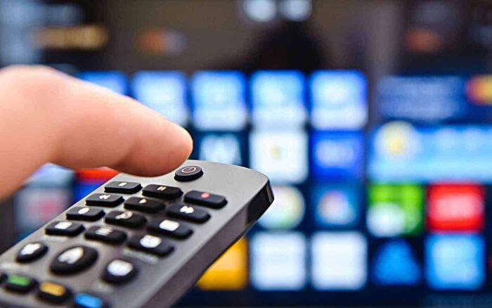 Canais de tv online